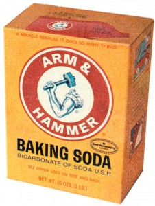 Baking Soda Fights Fungal Infections