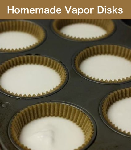 How To Make Vicks Vapor Disks