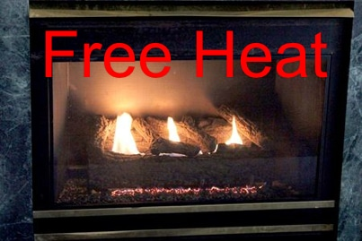 How To Turn Junk Mail Into FREE Heat
