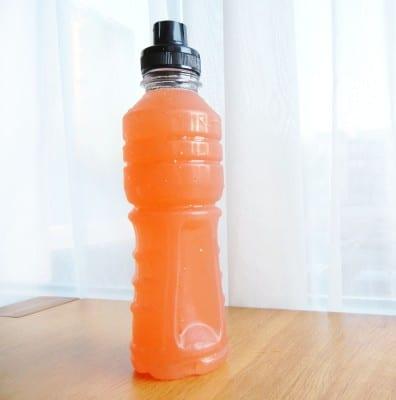 Homemade Orange Gatorad