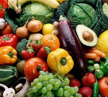 Naturally Clean Fruits & Vegtables