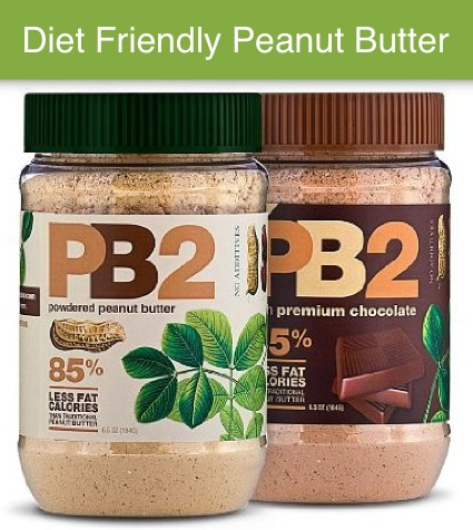 PB2 – You Can Have Peanut Butter On A Diet