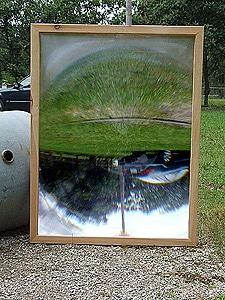 Solar Fresnel Lens