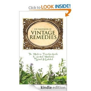 Free For Kindle – The Handbook Of Vintage Remedies