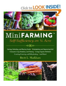 Mini Farming: Self-Sufficiency on ¼ Acre