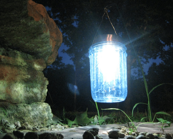 DYI Solar Lighting