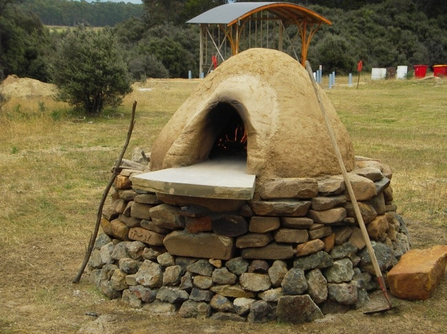 How To Make A Cob Oven