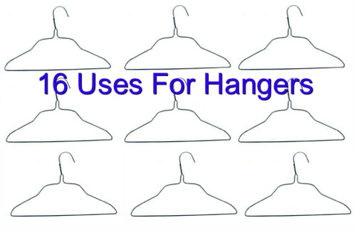 16 Uses For Wire Hangers