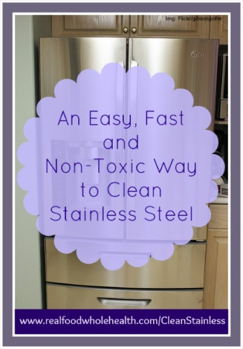 Natural Stainless Steel Cleaner