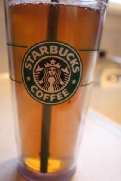 Starbucks Green Tea Recipe
