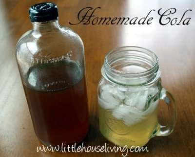 Homemade Cola