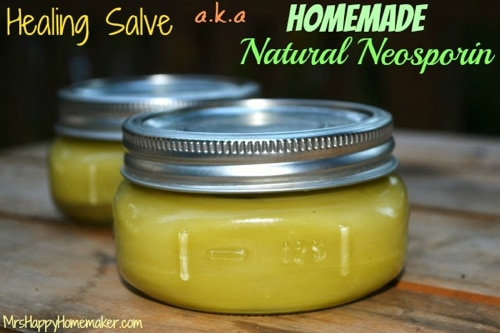 Homemade Remedies For Skin: Homemade Neosporin