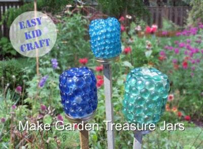 Garden Treasure Jar