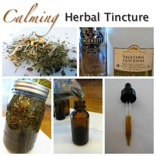 How To Make A Calming Herbal Tincture
