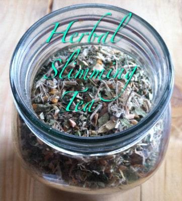 Herbal Slimming Tea Recipe