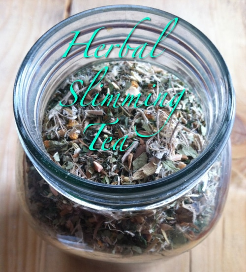 Herbal Slimming Tea Recipe