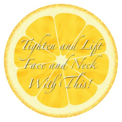 Lemon & Yogurt Lift And Tighten Mask