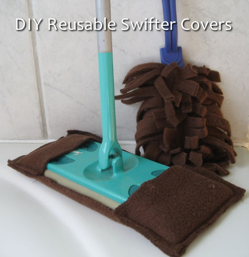 How To Make Reusable Swifter Covers
