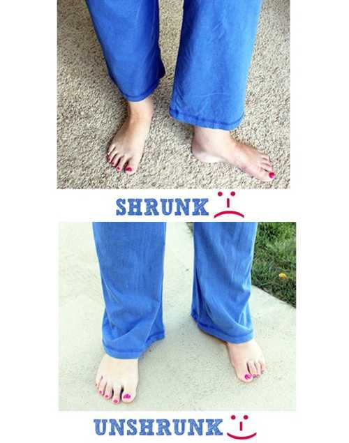 How-To-Un-Shrink-Clothes