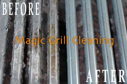 Magic-Grill-Cleaner