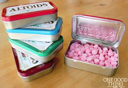 Fresh Breath With Homemade Altoids