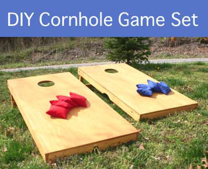 DIY-Cornhole-Game-Set