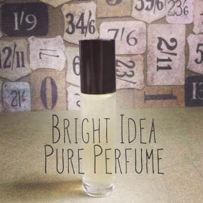 How To Make Bright Idea Perfume
