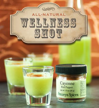 How To Juice All-Natural Wellness Shots