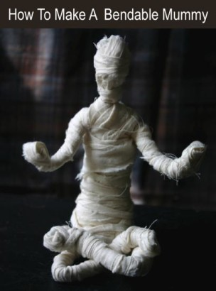 How-To-Make-A-Bendable-Mummy