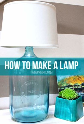 How-To-Make-A-Lamp