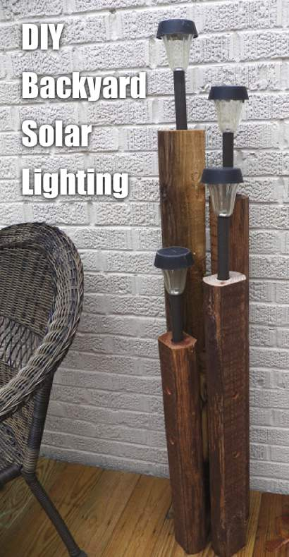 How to make outdoor light fixtures homestead survival - Make your own light fixtures ...
