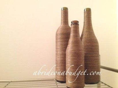 How-To-Make-Twine-Wrapped-Glass-Containers
