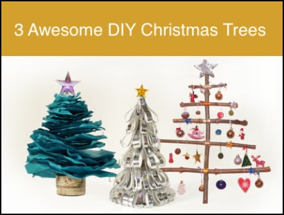 3-DIY-Christmas-Trees