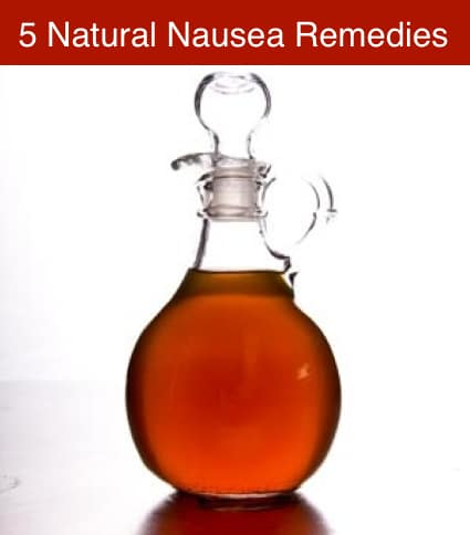 5 Natural Remedies For Nausea