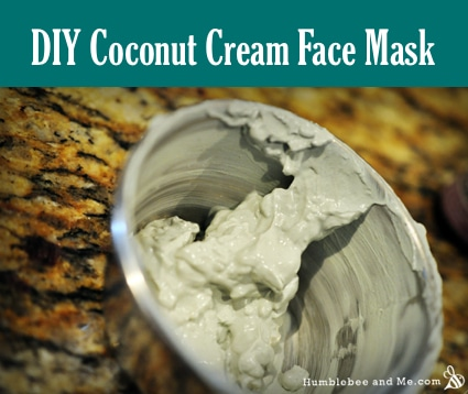 How To Make Coconut Face Mask