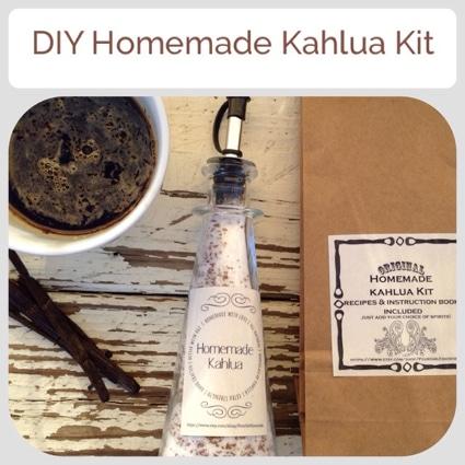 DIY Homemade Kahlua Kit