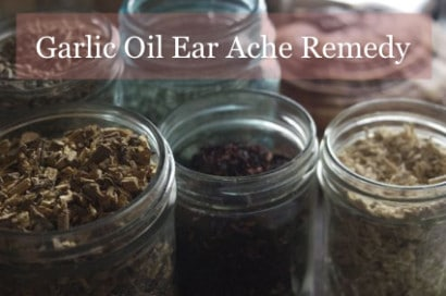 Garlic-Oil-Ear-Ache-Remedy