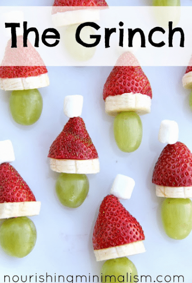 Easy Holiday Dessert The Grinch Homestead Amp Survival