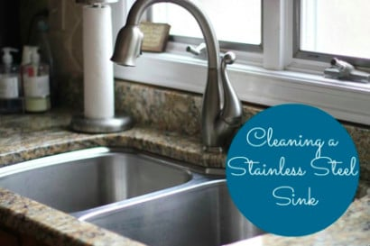 How-To-Clean-A-Stainless-Steal-Sink