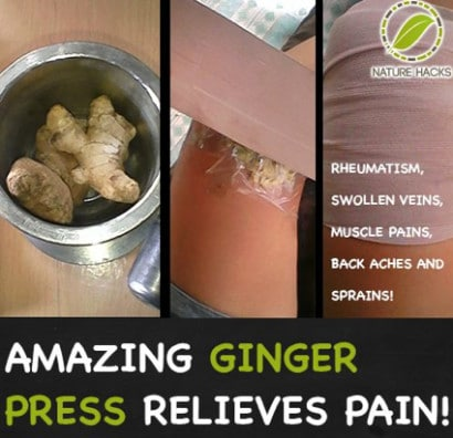 How-To-Make-A-Ginger-Press-To-Relieve-Pain