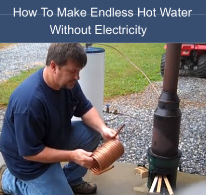 How-To-Make-Endless-Hot-Water-Without-Electricity