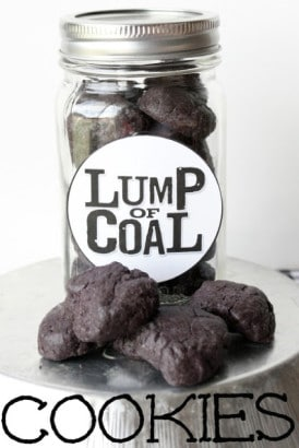 Lump-Of-Coal-Cookie-Recipe