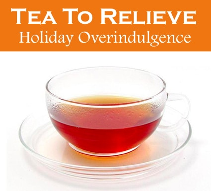 Relief In A Teacup: A Remedy For Overindulgence