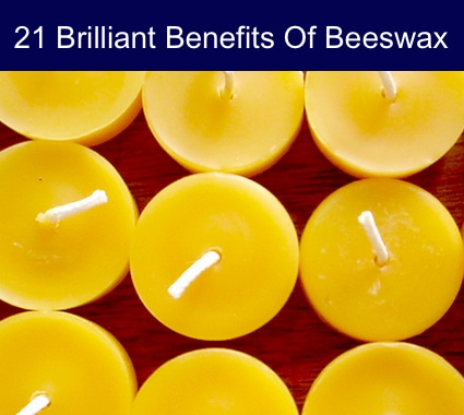 21 Brilliant Use For Beeswax