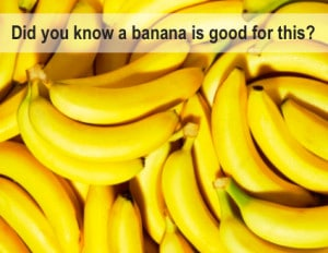 Benefits Of Bananas: Did You A Banana Is Good For This?