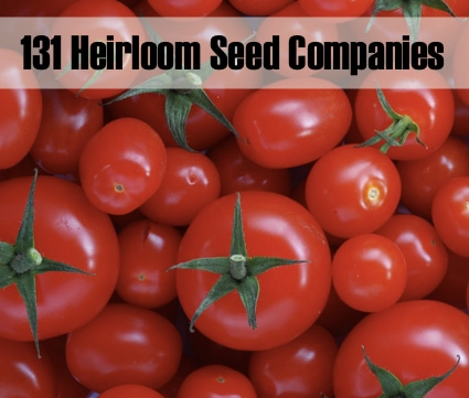 Buy Heirloom Seeds: 131 Heirloom Seed Companies By Region