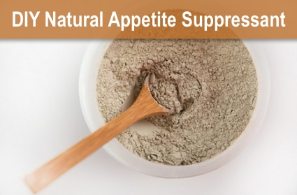 DIY Natural Appetite Suppressant