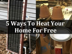 Heating Home Solutions: 5 Ways To Heat Your Home For Free