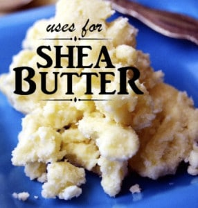 16 Creative Uses For Shea Butter