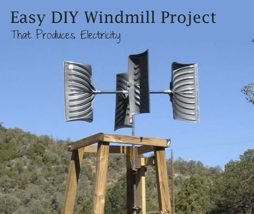 this entire alternative energy project costs less than $ 200 to build ...